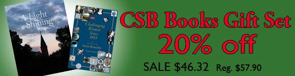 CSB Books Gift Set