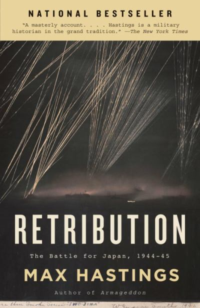 Retribution The Battle For Japan 1944-45 (SKU 10965573142)