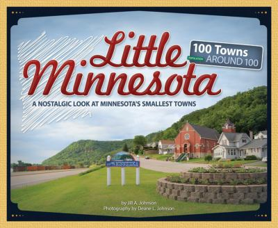 Little Minnesota 100 Towns Under 100 (SKU 11139270139)