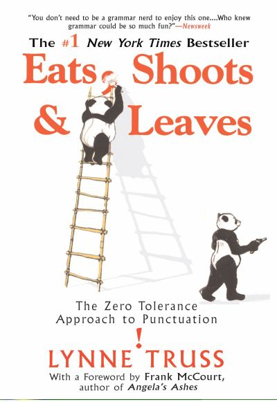 Eats Shoots And Leaves (SKU 10615621148)