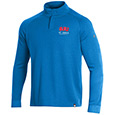 UNDER ARMOUR 1/4 SNAP DOUBLE KNIT